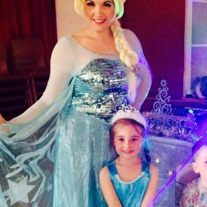 Queen Elsa Party Entertainer | Mansfield