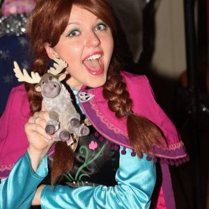 Princess Anna Party Entertainer