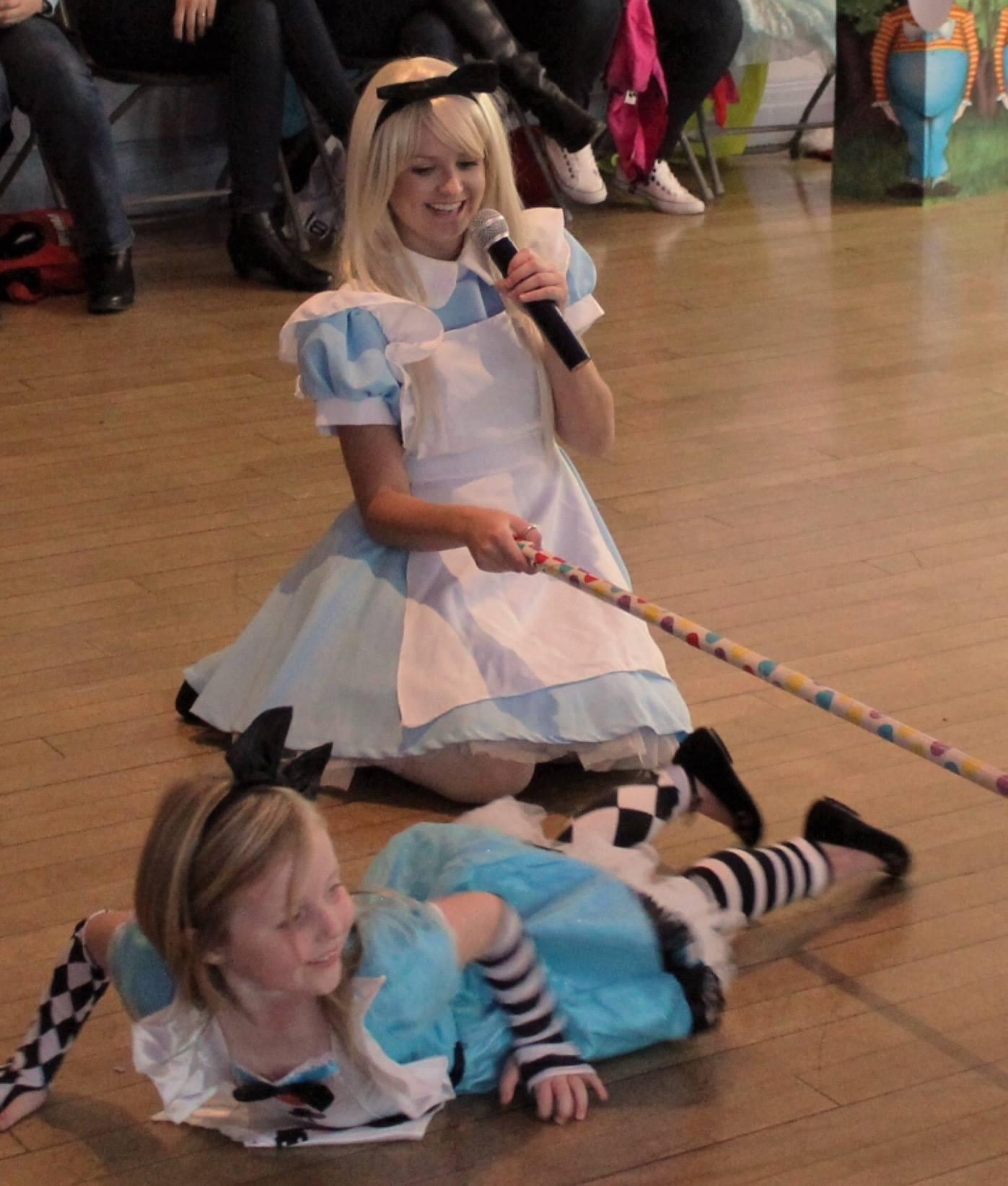 Alice in Wonderland Party | Nottingham | Derby