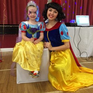 Snow White Children's Party Entertainer
