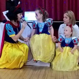 Snow White Leicester