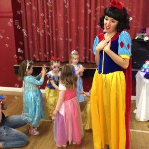 Snow White Nottingham