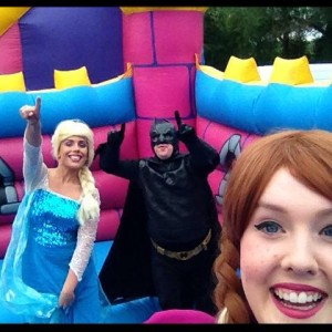 Batman Superhero Parties