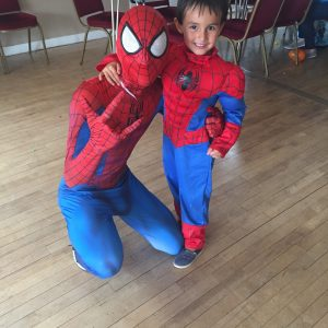 Spider Man Hire | Party Entertainer | Boys Parties | Derby