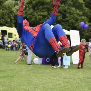 Spider Man Entertainer Nottingham