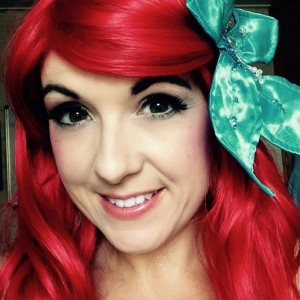 Ariel The Little Mermaid Character Appearance Mansfield