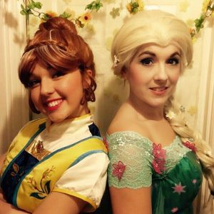 Frozen Fever Parties Nottingham Leicester Derby