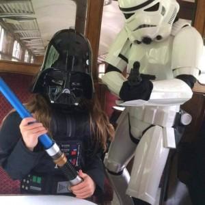 Storm Trooper   Star Wars Parties   Nottingham