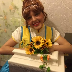 Frozen Fever Parties Nottingham Derby Leicester