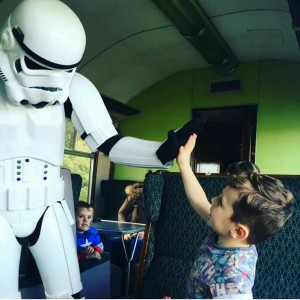 Star wars parties | Storm Trooper Hire