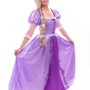 Kaylie Hawksworth as Rapunzel | Mansfield Parties