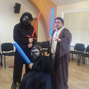 Jedi Training | Star Wars Parties | Nottingham | Derby | Leicester