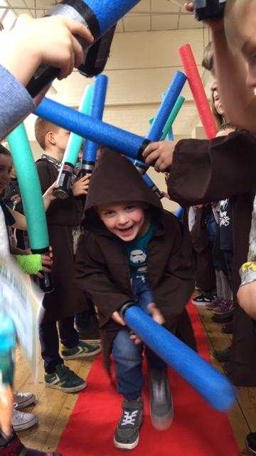 Jedi Training   Star Wars Parties   Nottingham