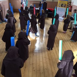 Jedi Training | Star Wars Parties | Nottingham