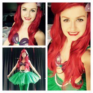 Ariel Ballet Parties Nottingham | Leicester | Derby