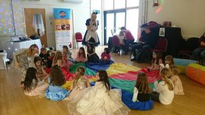Alice in Wonderland Children's Party Nottingham
