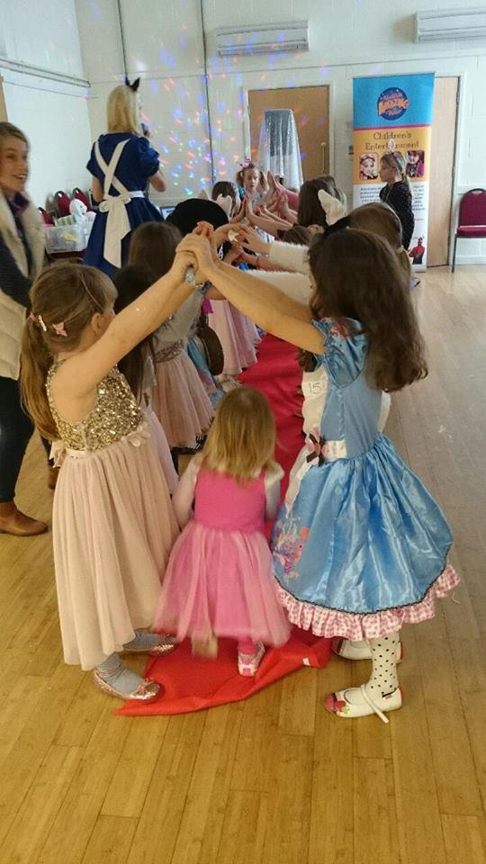 Alice in Wonderland Key Ceremony