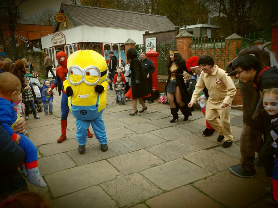 Minion for Hire Mansfield