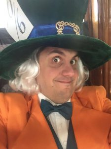 Mat Hatter for hire Nottingham
