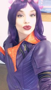 Descendants Themed party Mansfield