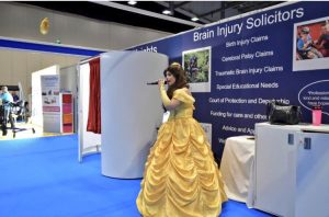 Belle at Kidz Exhibitions