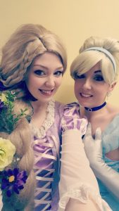 Rapunzel and Cinderella | Kirkby-in-Ashfield | Parties