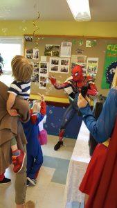 Spider Man Party Entertainer