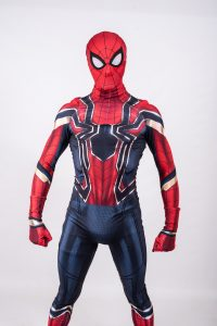 Spider Man Appearances Nottingham