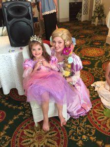 Rapunzel Princess Coronation