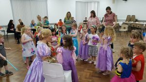 Rapunzel Themed Party Leicester