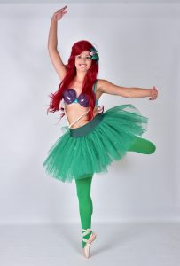 Ballet Parties | Mermaid | Mansfield