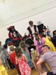 Pirate Party Nottingham