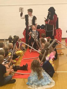 Pirate Party Entertainment
