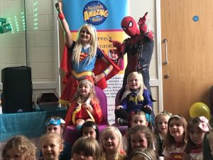 Super Girl | DC Superheroes