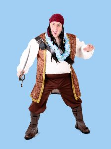 Pirate Themed Party | Nottingham