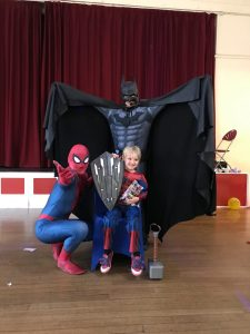 Spider Man & Batman