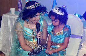 Princess Jasmine Entertainer