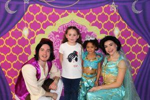 Jasmine and Aladdin Nottingham