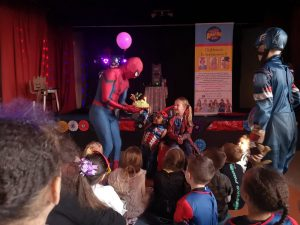 Superhero Parties Derby