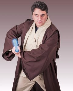 Jedi Knight Star Wars Party Entertainer
