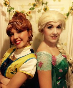 Frozen Fever Character Hire