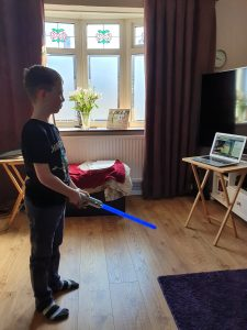 Jedi Training Online