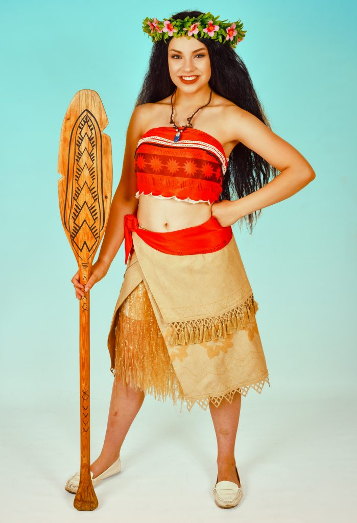 Moana Party Entertainer