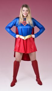 Super Girl Character Hire