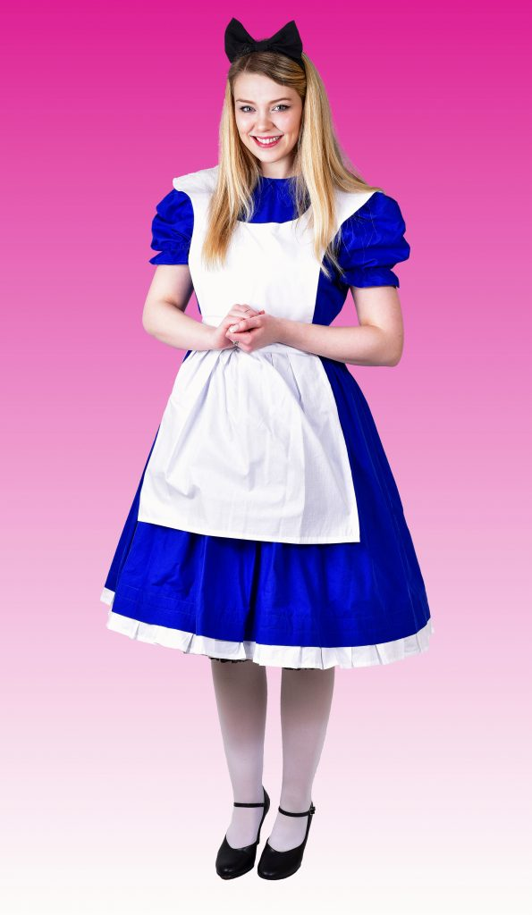 Alice in Wonderland entertainer