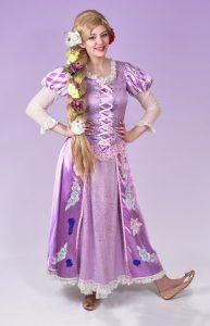Rapunzel Character Hire Nottingham
