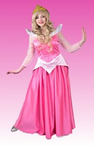 SLEEPING BEAUTY PARTY ENTERTAINER