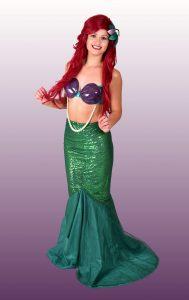 Ariel Party Entertainer