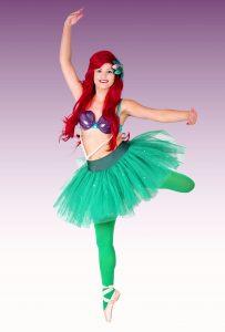 Ballerina Mermaid
