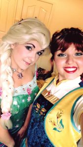 Frozen Fever Party Entertainer